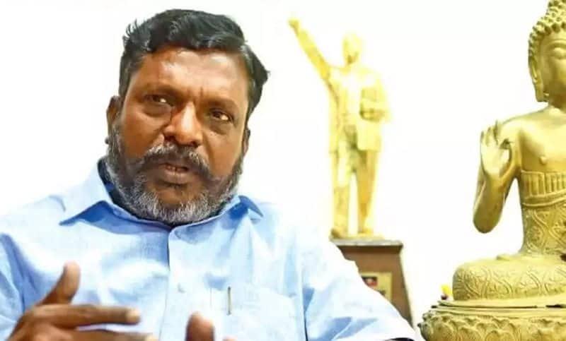 Stalin Angry against Thirumavalavan Activities