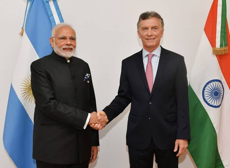 India To Host G20 Summit In 2022, 75th Year Of Independence, Says PM Modi