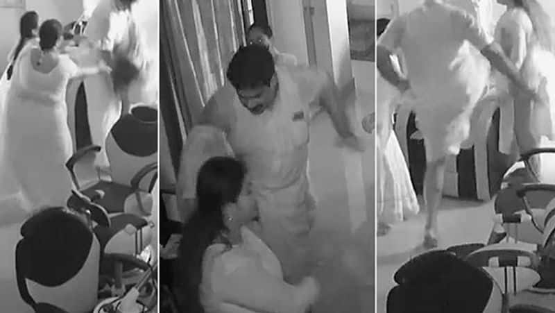 beauty parlor girl attack...dmk reinstates worker