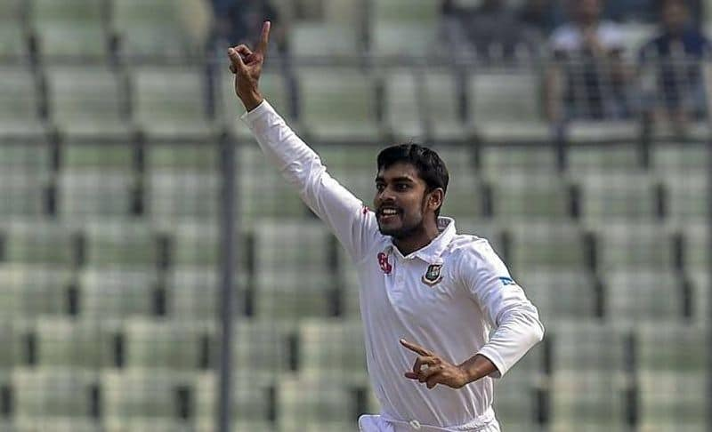 Bengladesh in Dominent posistion vs West Indies in first test