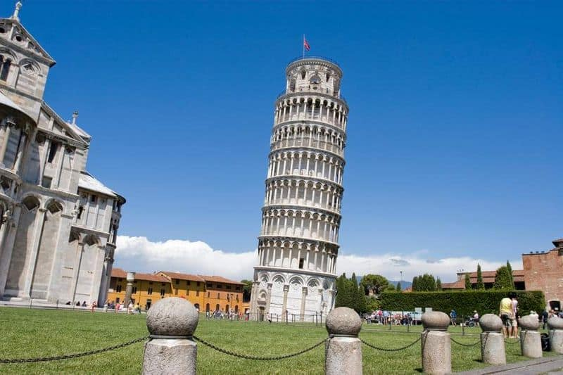 How engineers are straightening the Leaning Tower of Pisa