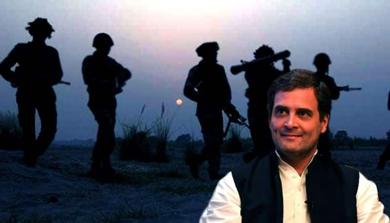 Why Rahul Gandhi is wrong in claiming Army actions as Congress' surgical strikes