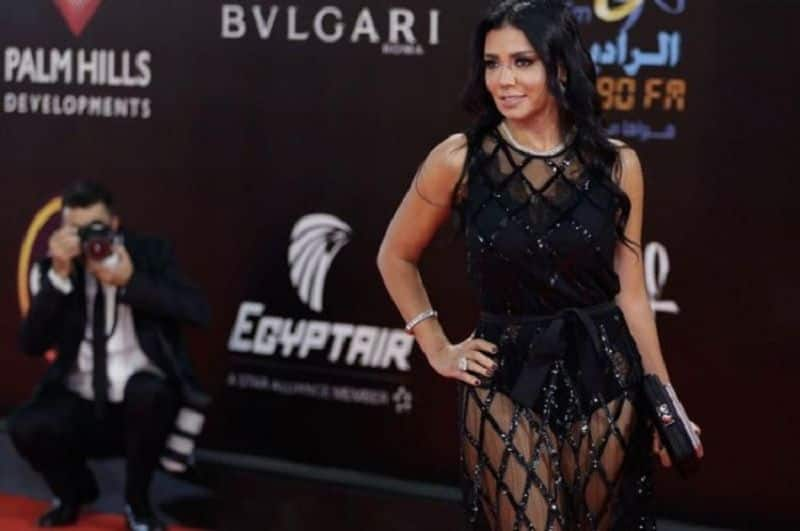 actress rania over look dress code