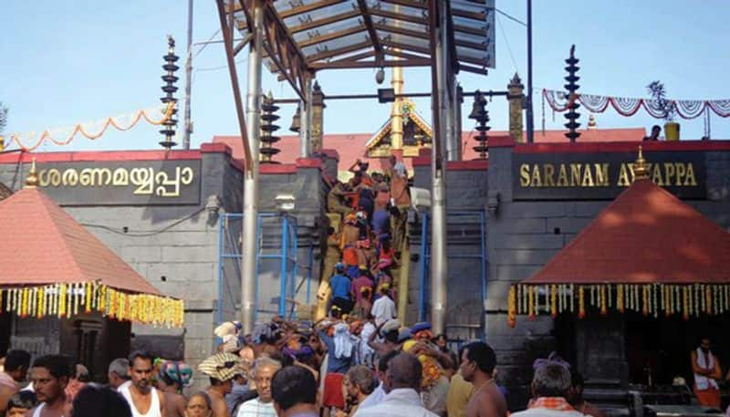 Sabarimala row Kerala Assembly adjourned for fourth consecutive day