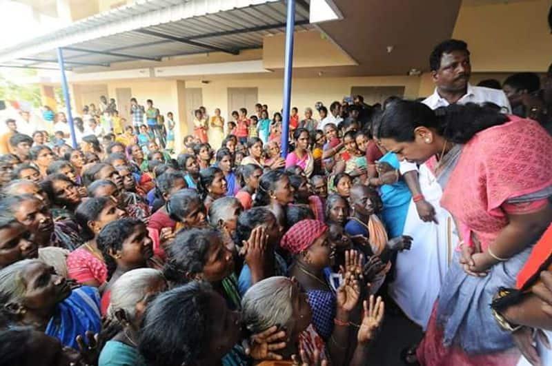 Premalatha Vijayakanth statement