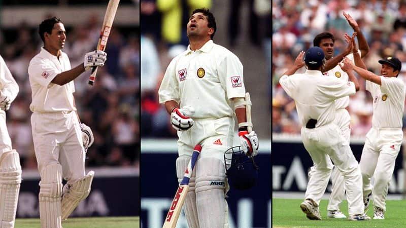 India Australia 1999 2000 VVS Laxman Sachin Tendulkar Sydney Melbourne
