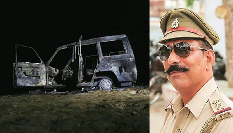 Bulandshahr violence: rs.50 lakhs assistance to the families of inspe omartyrdom police officer