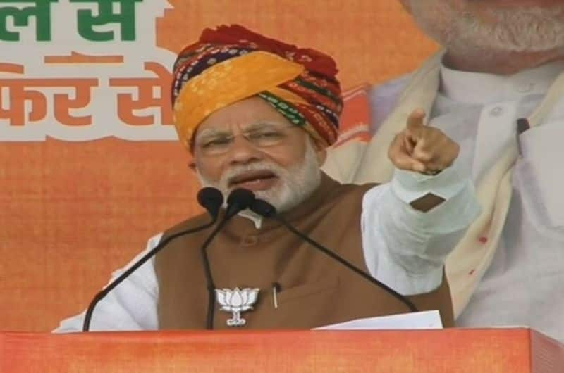 Kartarpur in Pak today due of then Cong leaders' lack of vision: PM