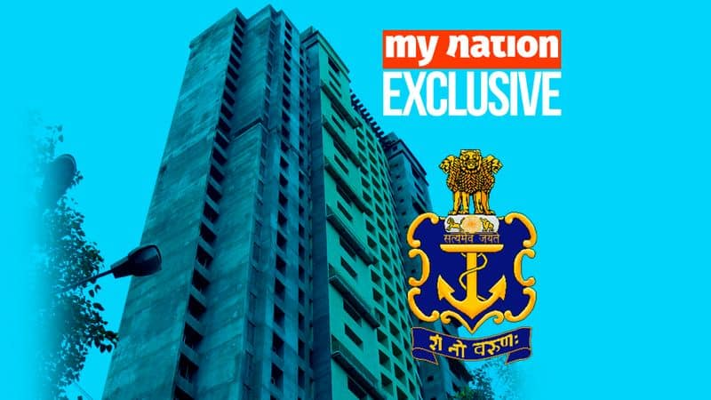 Adarsh Housing Society scam Indian Navy NOC private builders Runwal Constructions