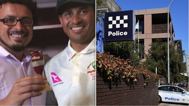 India vs Australia: Usman Khawaja's brother arrested ahead of first Test