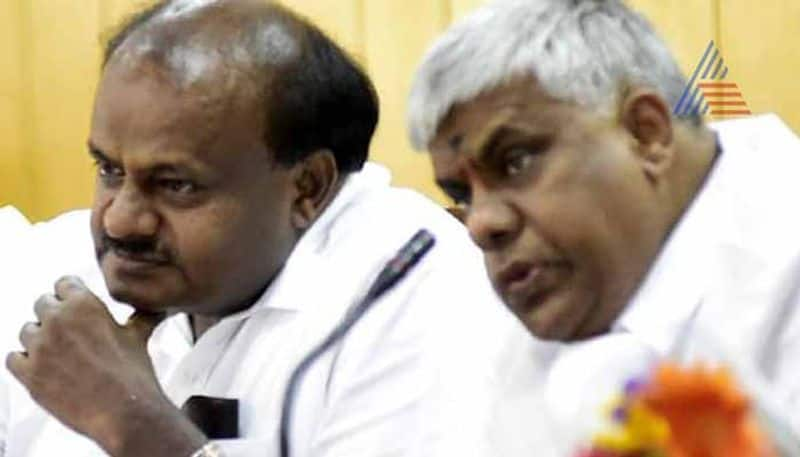 JDS Skipped 2 Ministers Because Of  Inauspicious Month