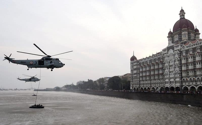 Navy chief warns of 26/11 style attack, says terrorists are training to use sea route