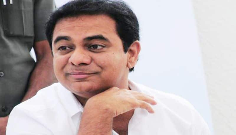 trs leader ktr comments on exit poll