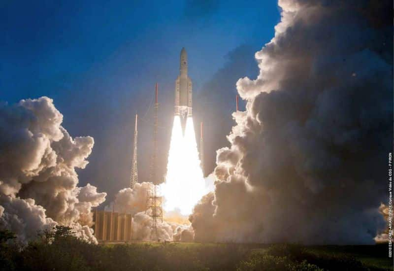 isro gsat 11 successfully launched boost broadband services in the country