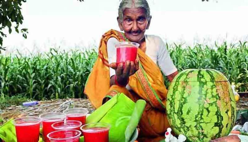YouTube star chef Mastanamma dies 107 Andhra Pradesh Country Foods