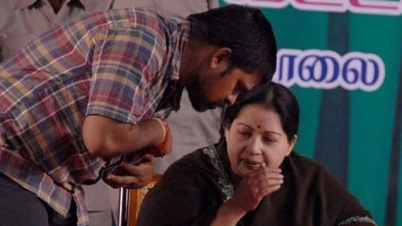 jayalalitha tribute to poongundran