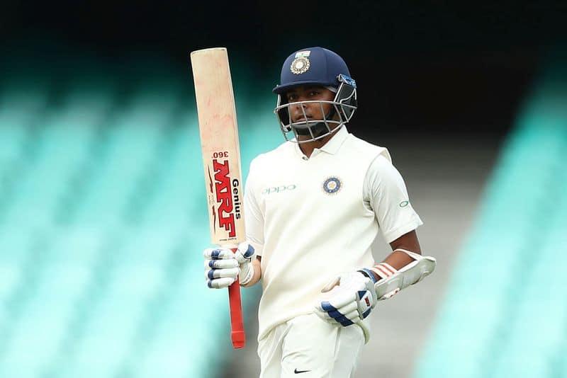 India vs Australia: Prithvi Shaw could be fit for third Test, says Ravi Shastri
