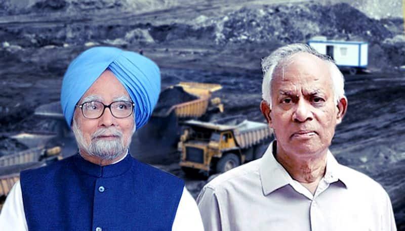 Coalgate scam UPA era coal secretary saved Congress Manmohan Singh