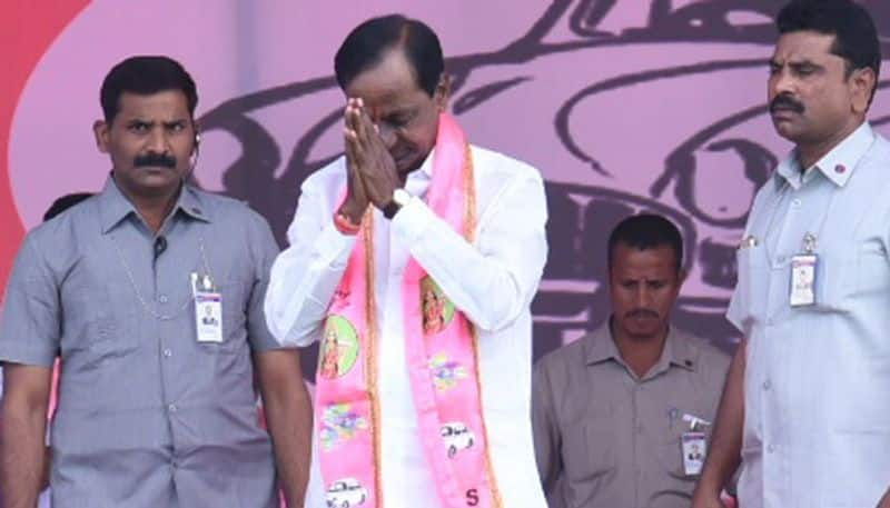 KCR strategy worked in Telangana