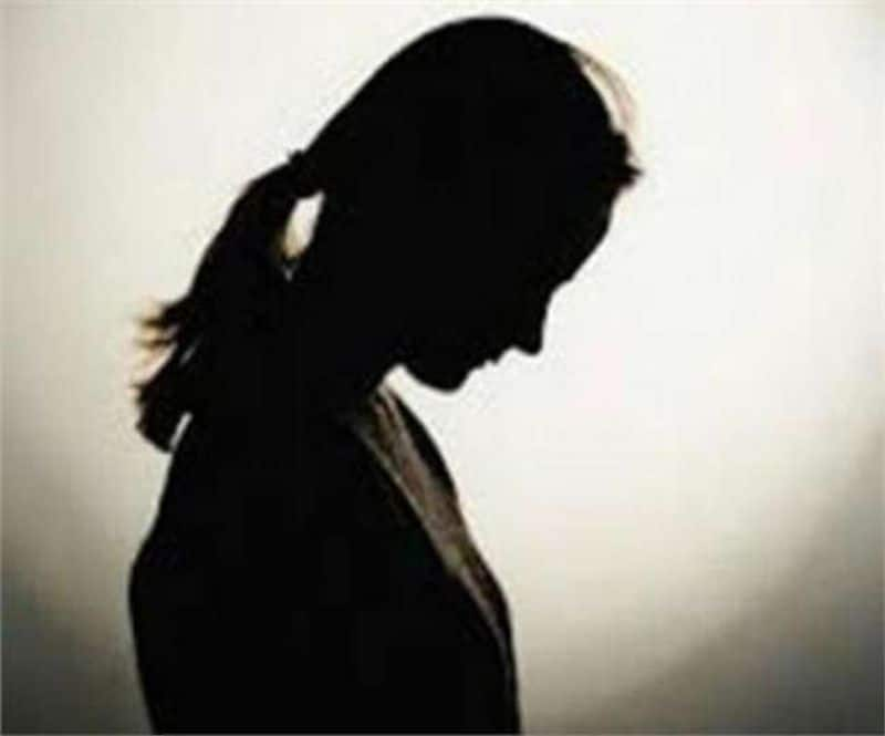 ci suspended for harassing woman in guntur district