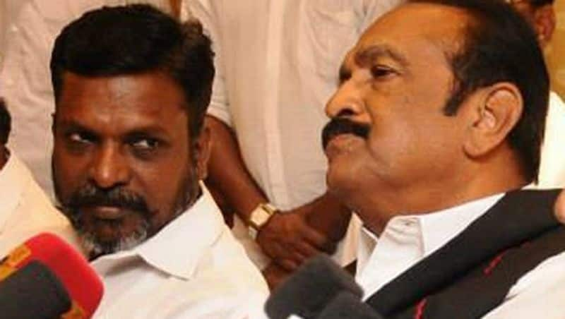 A.Rasa exclusive interview against thirumaa and vaiko