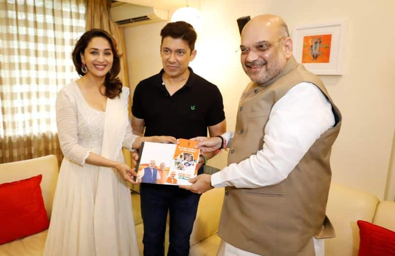 Bollywood Actress Madhuri Dixit to contest from Pune on BJP ticket in 2019 Lok Sabha elections