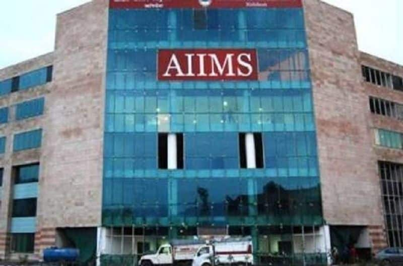 45 months will be taken to finish the work for aiims