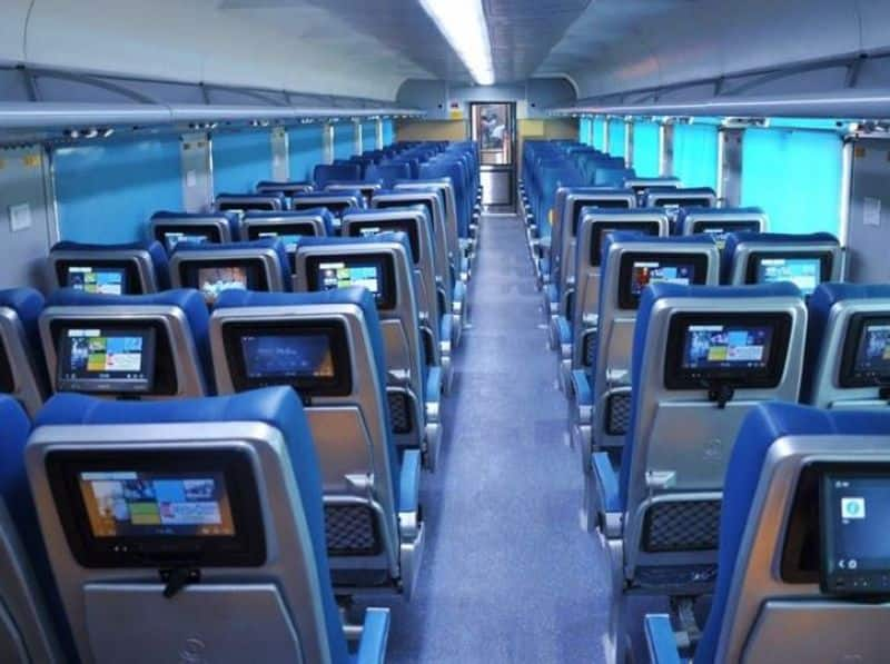 tejas train fare is high
