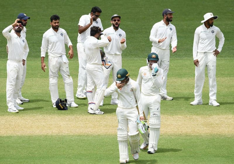 India vs Australia 1st Test: Virat Kohli and Co hold edge after attritional Day 2 in Adelaide