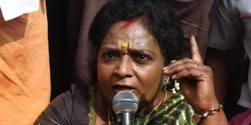 BJP changing tamilnadu head tamilisai