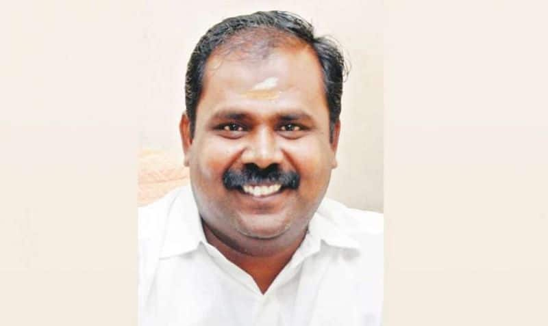 1575 crore worth of government land sold by ex minister RP Udayakumar .. commenced construction ..