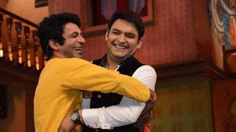 Sunil Grover has to say about Kapil Sharma