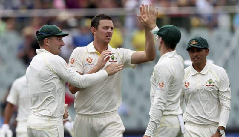 australia win second test and series levelled