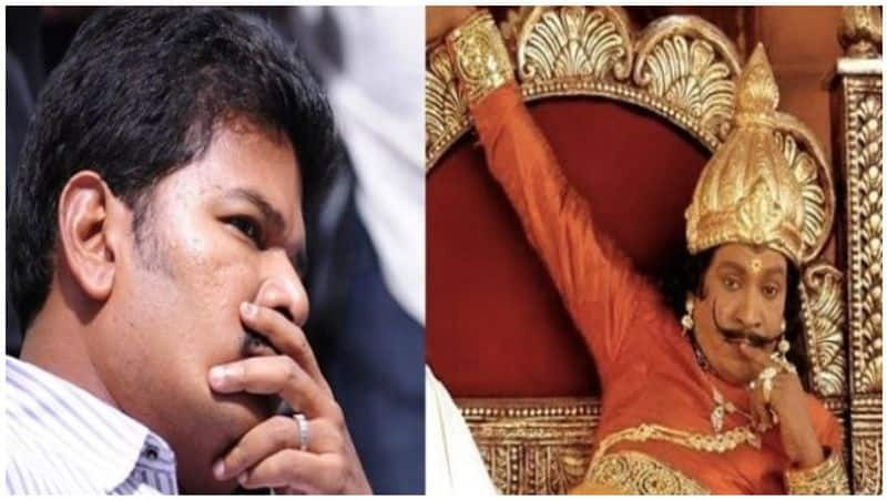 shankar to withdraw his complaint against vadivelu