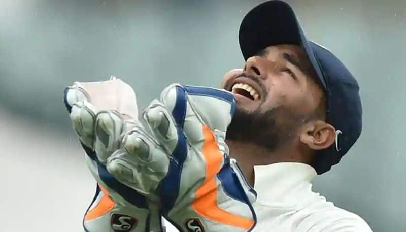 Rishabh Pant equalized the world record of most catches