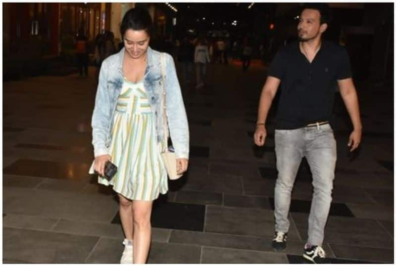 What's Cooking Between Shraddha Kapoor And Celebrity Photographer Rohan Shrestha?