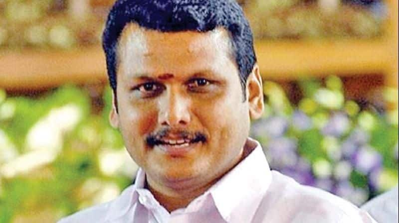 pannerselvam slams DMK senthil balaji