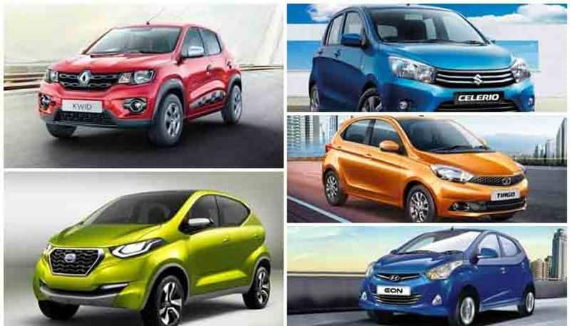 Slowing sales, structural shifts and rural demand is bringing small cars back into focus