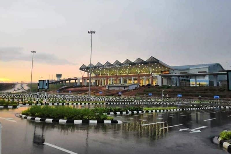 Here are the special features of Kannur international airport