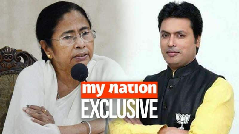 Amit Shah to Biplab Deb Mamata Bengal Z+ protectees arrange own security