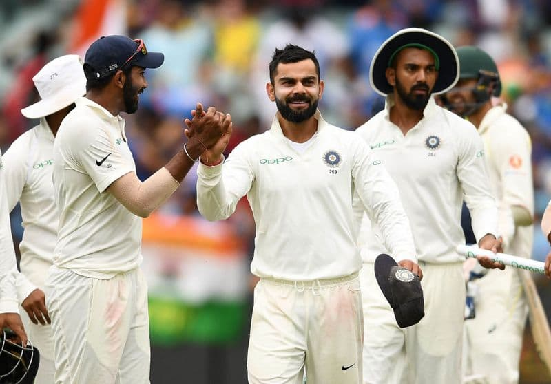 India Win Historic Test at Adelaide, Beat Australia by 31 Runs