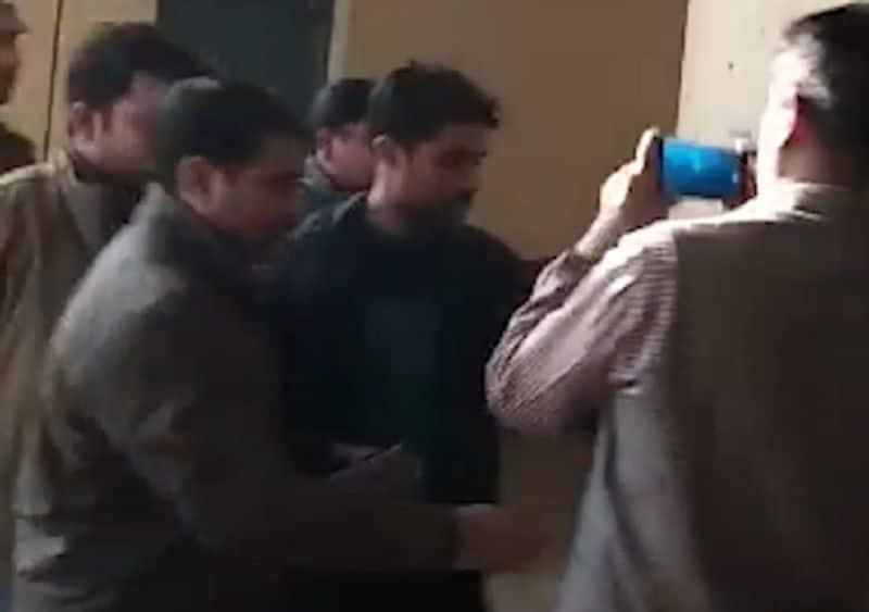 Jitu in judicial custody