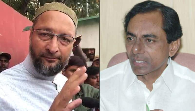 Lok Sabha election results AIMIM TRS look rule Telangana but who will reign supreme