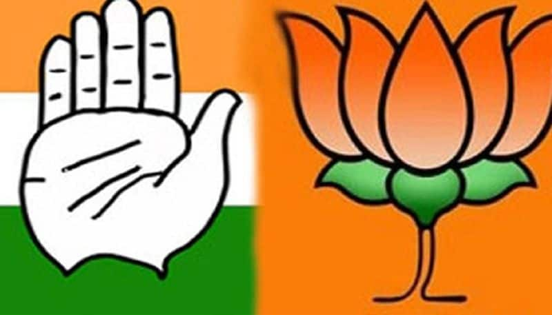 Draw bjp election symbol in plus two general exam in manipur