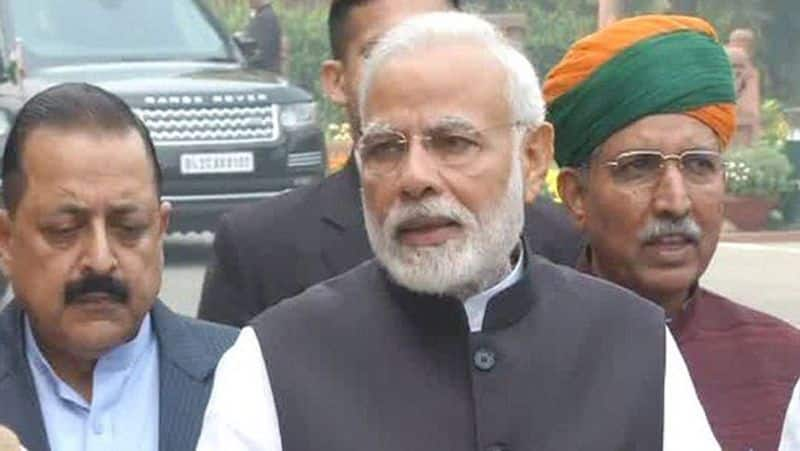 PM Modi appeal for cooperation in winter session of Parliament falls on opposition deaf ears