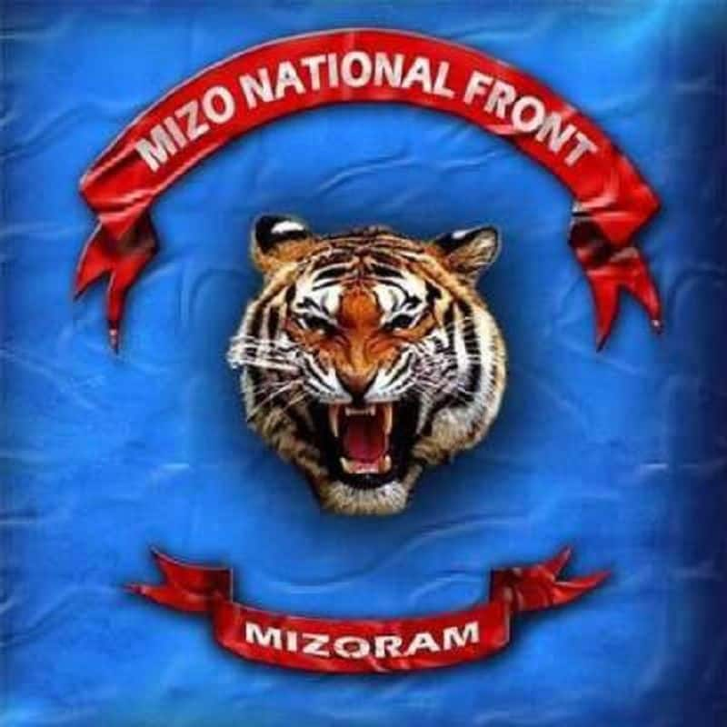 MNF wins Mizoram Congress Mukt Northeast BJP consolation prize from Assembly elections of 2018