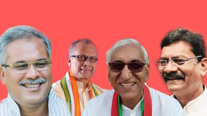 Who will next CM in Chhattisgarh, Four leaders in front