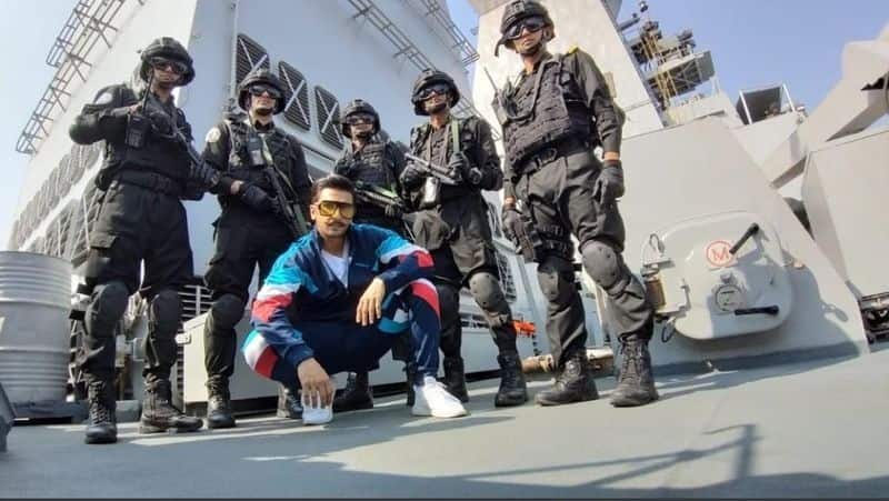 Ranveer Singh shoutout to the Indian Navy throwing netizens in a tizzy