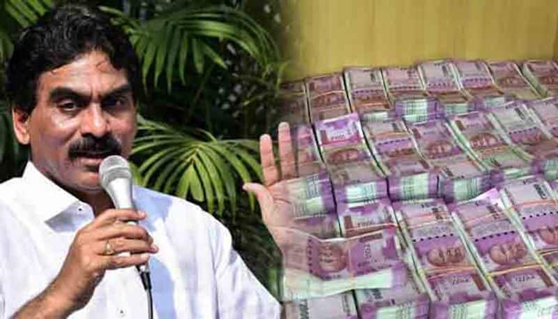 crores of rupees Losing the betting against TRS won
