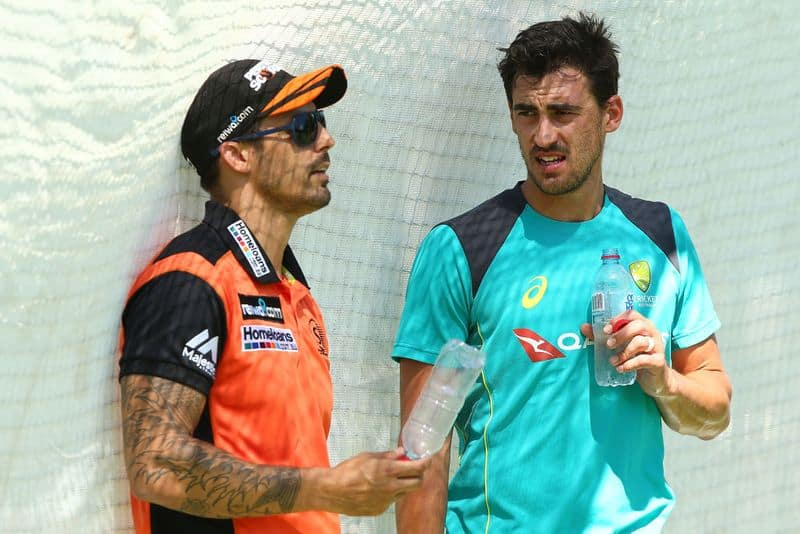 India vs Australia, 2nd Test: Johnson offers to help Starc to excel on 'pretty quick' pitch